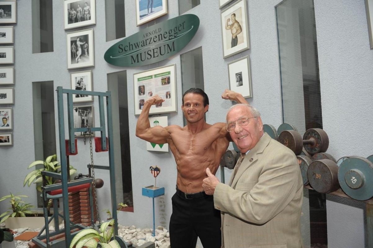 arnold schwarzenegger steroids interview